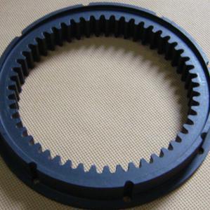 Cheap 3D Printing POM Rapid CNC Machining Prototype Plastic Parts Black 350X350X80mm for sale