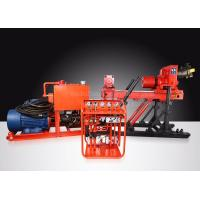 Electricity Power Underground Mining Drilling Machines Convenient Operation Manufactures