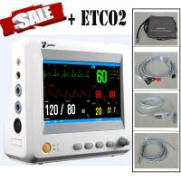 ICU/CCU 7-Parameter Patient Monitor(ECG,NIBP,Pulse Rate,SPO2,TEMP,RESP, ETCO2) CMS7000 Manufactures