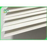0.7mm 0.9mm High Bulk White Uncoated Paper In Sheet For Drink Coaster Manufactures