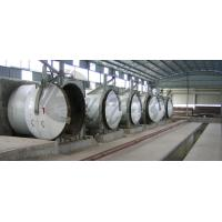 Medium-scale and Large-scale Sand Lime Brick AAC Autoclave / Industrial Autoclaves High Pressure Manufactures