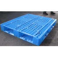 Plastic HDPE Material and Double Faced Style pallet for cold storage 1400*1100*150