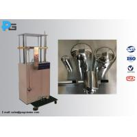 IEC62262 IK Mechanical Impact Test Equipment With 2-20J Pendulum Impact Hammers Manufactures