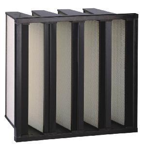 V-Bank HEPA Filter with Plastic Frame Manufactures