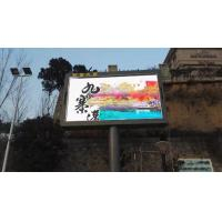 Cheap Front Opening Cabinet 1/4 Scan High Resolution Led Screen Display SMD 10 Mm Pixel Pitch for sale