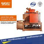 Fine Electromagnetic Separation High Intensity Magnetic Separator 380V 22000KG Manufactures