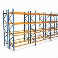 China Selective Pallet Rack, Reach Truck Offers Up to 30% Improved Use of Floor on sale