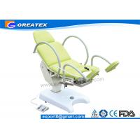 Medical Manual blood extraction chair , Electric Hospital Furniture for Drawing Blood Manufactures