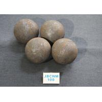 Cheap B3 D100MM Grinding Balls For Ball Mill  High Hardness 61-62HRC for Cement Mill / Copper Mines for sale