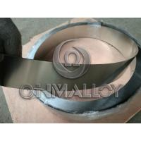 German Silver Nickel Silver Strip CuNi18Zn20 Alloy For Jewelry / Antenna Manufactures