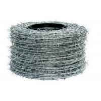 Building Barbed Wire Fence Hot Dipped Galvanized Single Strand Fence Wire Manufactures