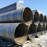 Large diameter API 5Lspiral-welded steel pipe in China manufacturer supplier Manufactures