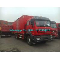 Germany Technology North Benz Beiben brand 6x4 6x6 30Ton 380hp Heavy Off Road Container Cargo Truck Manufactures