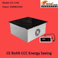 China Countertop Induction Cooker with Digital Temperature Display - Perfect for Restaurants and Catering Events on sale