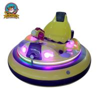 Buy cheap UFO Shape Drift Inflatable Bumper Cars 360 Degree Rotation Novel Appearance from wholesalers