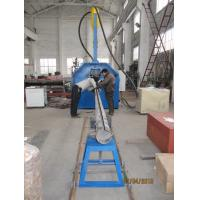Cheap Automatic 450 Seam Welder , lighting pole welding machine 450 / 12000mm for sale