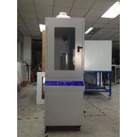 LOI Automatic Fire Testing Equipment , Oxygen Index Test ISO4589-2 Standard Manufactures