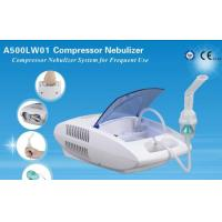 Buy cheap nebulizer ,air compressor nebulizer, 2 safety fuse on motor and power cord for from wholesalers