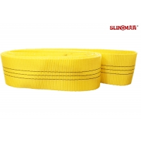Buy cheap 100% Polyester Flat Lifting Endless Webbing Sling from wholesalers
