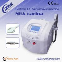 Big Spot Hair Remove With Filter Laser Ipl Machine For Wrinkle Removal Manufactures