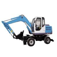 Buy cheap 7 Ton Wheel Excavator from wholesalers