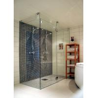 Shower Room Self Cleaning Glass Roof , Self Cleaning Screen Ultra Clear Low Iron Manufactures