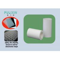 Clear Anti Static PP Plastic Sheet Thermoforming Plastic Rolls For Vacuum Forming Manufactures