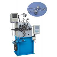 Advanced Torsion Spring Coiling Machine Automatic Oiling for Bettery Springs