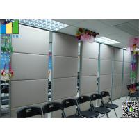 Cheap Operable Sound Proof Office Partition Walls for sale