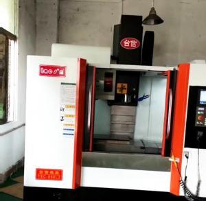 China 10000 RPM High Speed CNC Vertical Machining Center Internal Rib Structure on sale