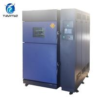 Rapid Temperature Change Thermal Shock Test Chamber With 2 Zone / 3 Zone Optional Manufactures