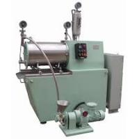380V / 220V Laboratory Nano Bead Mill For Ceramic Ink / Lithium Battery Materials