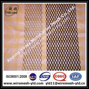 plastic coated aluminum expanded metal gutter guard,gutter mesh Manufactures
