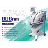 Painless Permanent 808nm Diode Laser Hair Removal Machine Beauty equipment Manufactures