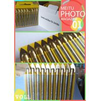 triangle shape TCT carbide tipped drill bits for drilling ceramic tile and glass Manufactures