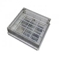 Buy cheap Sealed Recessed Aluminum Manhole Cover EN124 OEM and ODM With Lock from wholesalers