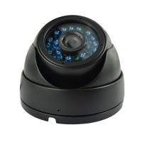 Black Plastic Wireless CCTV Camera 1080P Dome For Home Security Manufactures