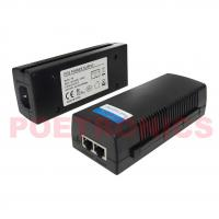 POE-PSE01GF Gigabit 15.4W IEEE802.3af POE Injector with Built-in Power Manufactures