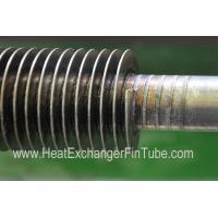 HRSG Boiler Seamless Helical Welded Fin Tubes of SA192  Carbon Steel Tube Manufactures