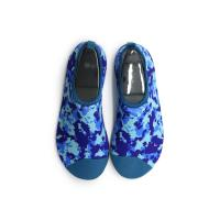 Colorful Design Non Slip Water Shoes / Beach Aqua Water Shoes For Swimming Manufactures