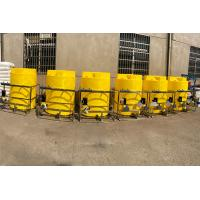 220 Gallon Commercial Chemical Dosing Tank For Closed Loop Chilled Water Circulation Piping System Manufactures