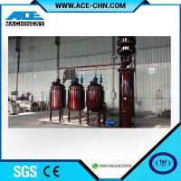 100L 200L 300L 500L All Red Copper Small Size Whiskey Gin Brandy Distilling Equipment Manufactures