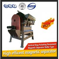 Cheap High efficient permanent magnetic vertical ring separator with after sales service for sale