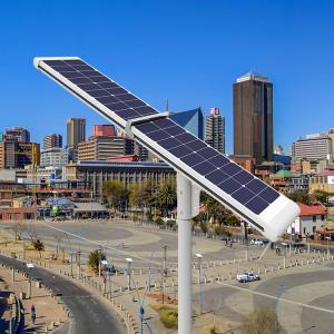 Buy cheap Super Efficient High Pole Solar Street Public Area Light from wholesalers
