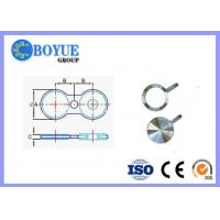"""2"""" - 24"""" Forged Monel 400 Flanges SCH120 DN15 - DN3000 Easy Installation Manufactures"""
