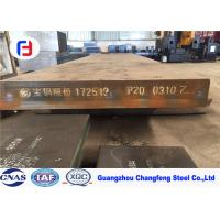 Hot Rolled Plastic Mold Steel Big Plate Width 2200mm favorable workability P20 / 1.2311 Manufactures