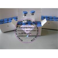 China Peptide GHRP-6 dosage and cycle bodybuilders results for grow hormone on sale