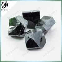 #A450 Chrome Diopside Color Nanosital Rough Uncut Gemstones Manufactures