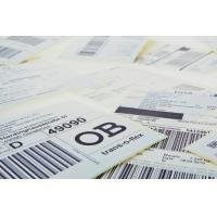 Pantone Color Self Adhesive Mailing Labels With Offset Printing Manufactures