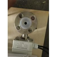 DN10mm Small diameter magnetic flow meter Full SS304 PFA lining with ground rings Manufactures